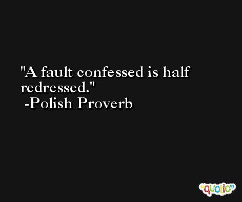 Polish Proverbs At Quotio